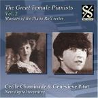 Great Female Pianists Vol. 2