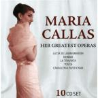 Maria Callas: Her Greatest Operas