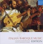 Italian Baroque Music Edition