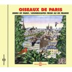 Birds of Paris: Soundscape from Ile de France