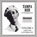 Complete Recorded Works In Chronological Order Vol. 4 (1930 - 31).