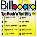 Billboard Top Rock & Roll Hits 1970