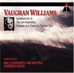 Vaughan Williams: Symphony No. 6; The Lark Ascending; Fantasia On A Theme By Thomas Talles