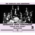 Complete Louis Armstrong, Vol. 2: Sugar Foot Stomp 1924 - 1925