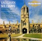 Vaughan Williams: An Oxford Elegy; Flos Campi; Te Deum