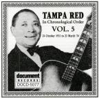 Complete Recorded Works In Chronological Order Vol. 5 (1931 - 34).
