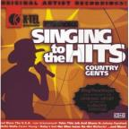 Singing To The Hits: Country Gents