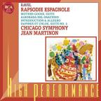 Jean Martinon Conducts Ravel