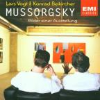 Mussorgsky: Pictures At An Exhibition / Vogt, Beikircher