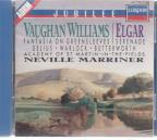 Vaughan Williams: Fantasia on Greensleeves;  Elgar, Delius