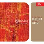 Ravel, Suk: String Quartets