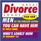 Various Artists/ Great Divorce Songs For Her