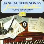Jane Austen Songs / Patricia Wright, Jon Gillaspie