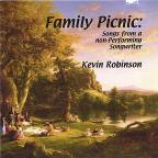 Family Picnic: Songs from a Non-Performing Songwriter
