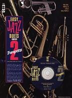Easy Jazz Duets Two Trumpets (Minus T