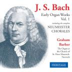 J.S. Bach: Early Organ Works, Vol. 1