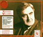 Vaughan Williams: The Nine Symphonies / Leonard Slatkin