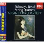 Ravel/Stravinsky: String Quartets