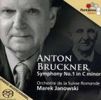 Anton Bruckner: Symphony No. 1 in C minor