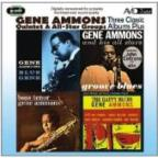 Three Classic Albums Plus: Groove Blues/Boss Tenor/Blue Gene