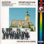 Bartok: Rumanian Folk Dances, etc;  Shostakovich / Ninic