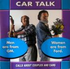 Men Are From GM, Women Are From Ford: Calls About Couples And Cars