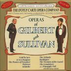 Operas of Gilbert and Sullivan