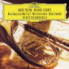 Richard Strauss: Horn Concertos Nos. 1 &amp; 2; Duet-Concertino; Oboe Concerto