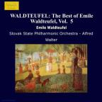 Best of Waldteufel Vol 5 / Alfred Walter