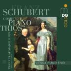 Schubert: Complete Piano Trios, Vol. 1