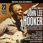Very Best of John Lee Hooker: I'm The Boogie Man