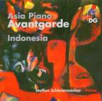 Asia Piano Avantgarde: Indonesia