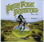Irish Folk Festival Live 1974, Vol. 1