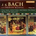 Bach: Lutheran Masses, Vol. 2