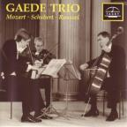 Gaede Trio plays Mozart, Schubert & Roussel