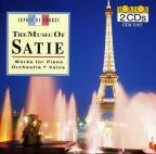 Music of Satie: Orchestra, Piano, Voice