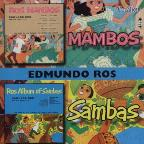 Ros Mambos/Ros Album of Sambas