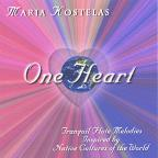 One Heart: Healing Native and Classical Flute Melodies for Stress Reduction, Rela