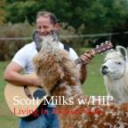 Scott Milks With Hip * Living In Animal Years
