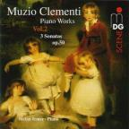 Muzio Clementi: Piano Works, Vol. 2