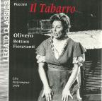 Puccini: Il Tabarro / Delogu, Olivero, Fioravanti, Bottion