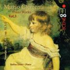Muzio Clementi: Piano Works, Vol. 3
