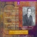 Koussevitsky Edition Vol 3 -Mozart: Symphonies no 26, 29, 40
