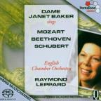 Dame Janet Baker sings Mozart, Beethoven &amp; Schubert