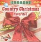 Karaoke: Country Christmas Favorites 5