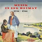 Musik In Der Heimat (Music Of The Home Front) [1934-1944]
