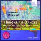 Brahms: Hungarian Dances; Variations & Fugue on a theme by Handel