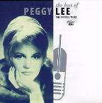 Best of Peggy Lee: The Blues & Jazz Sessions
