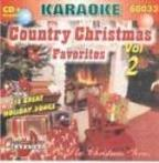 Karaoke: Country Christmas Favorites 2