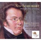 New Schubert Works For Flute & Strings